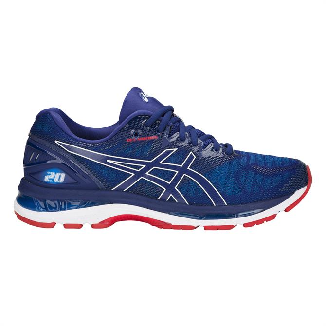 Asics Men's Gel-Nimbus 20- Blue Print